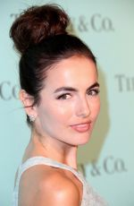 CAMILLA BELLE at Tiffany & Co Store Renovation Unveiling in Los Angeles 10/13/2016