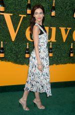 CAMILLA BELLE at Veuve Clicquot Polo Classic in Los Angeles 10/15/2016