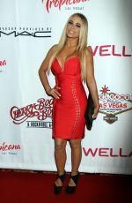 CARMEN ELECTRA at Cherry Boom Boom Opening in Las Vegas 09/29/2016
