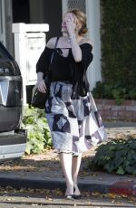 HALEY BENNETT Out and About in West Hollywood 10/14/2016