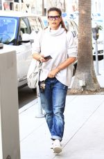 CHARISMA CARPENTER Out and About in Los Angeles 10/28/2016