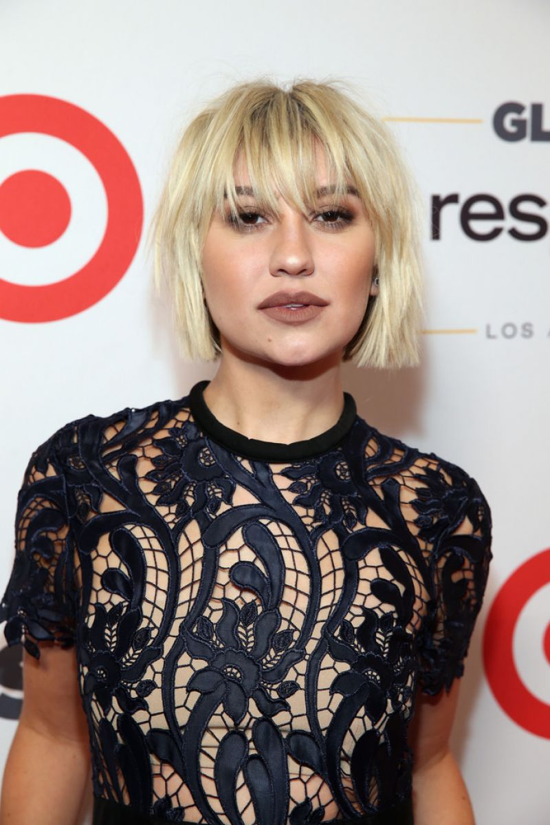 CHELSEA KANE at glsen Respect Awards in Los Angeles 10/21/2016