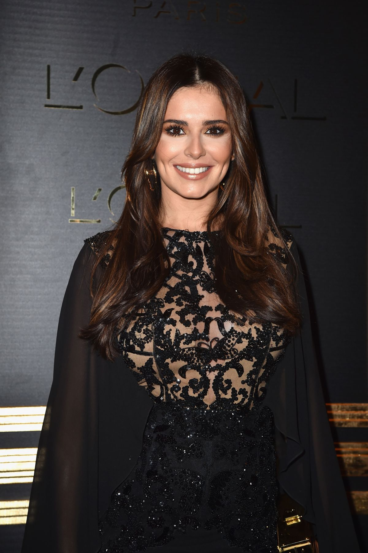 Cheryl cole hawtcelebs cheryl cole at loreal event at pars fashion week 10032016 bookmarktalkfo Images