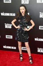 CHRISTIAN SERRATOS at AMC Presents 'Talking Dead' in Los Angeles 10/23/2016