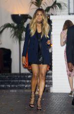 CIARA at cfda/vogue Fashion Party at Chateau Marmont in Los Angeles 10/26/2016