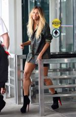 CIARA at LaGuardia Airport in New York 10/20/2016