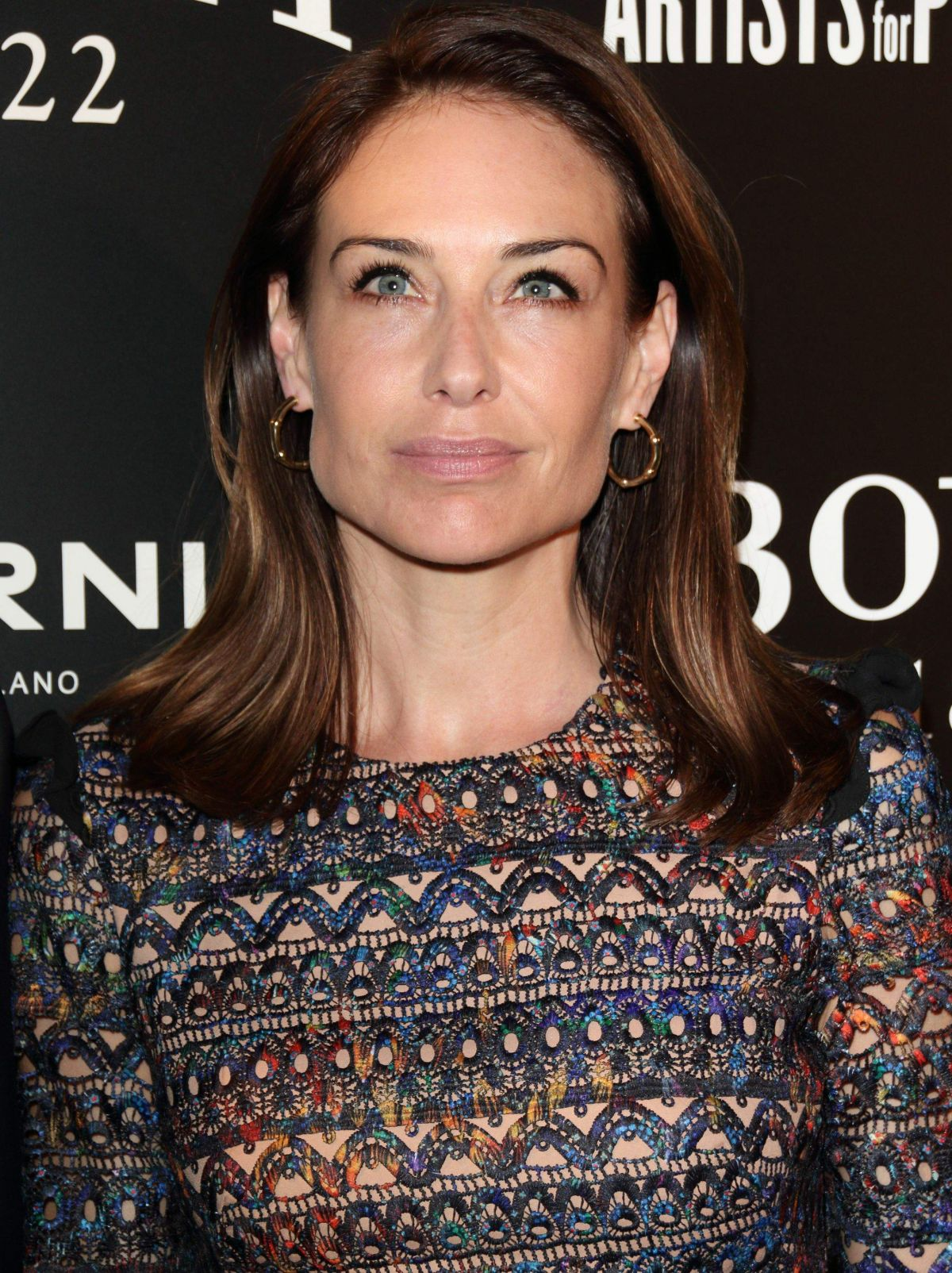 CLAIRE FORLANI at Brilliant is Beautiful Gala in London 10/09/2016