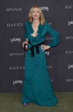 COURTNEY LOVE at 2016 Lacma Art + Film Gala in Los Angeles 10/29/2016