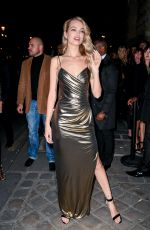 DAPHNE GROENEVELD at Gold Obsession Party at Paris Fashion Week 10/02/2016