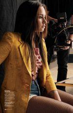 DEMI LOVATO in Glamour Magazine, November 2016 Issue