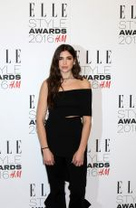 DUA LIPA at 23rd Annual Elle Women in Hollywood Awards in Los Angeles 10/24/2016