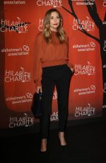 ELIZABETH OLSEN at Hilarity for Charity 5th Annual Los Angeles Variety Show: Seth Rogen's Halloween 10/15/2016