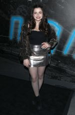 ELLISE GITAS at AJ 'Tongue' Video Release Party in Hollywood 10/26/2016