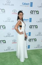 EMMANUELLE CHRIQUI at Environmental Media Association Awards in Los Angeles 10/22/2016