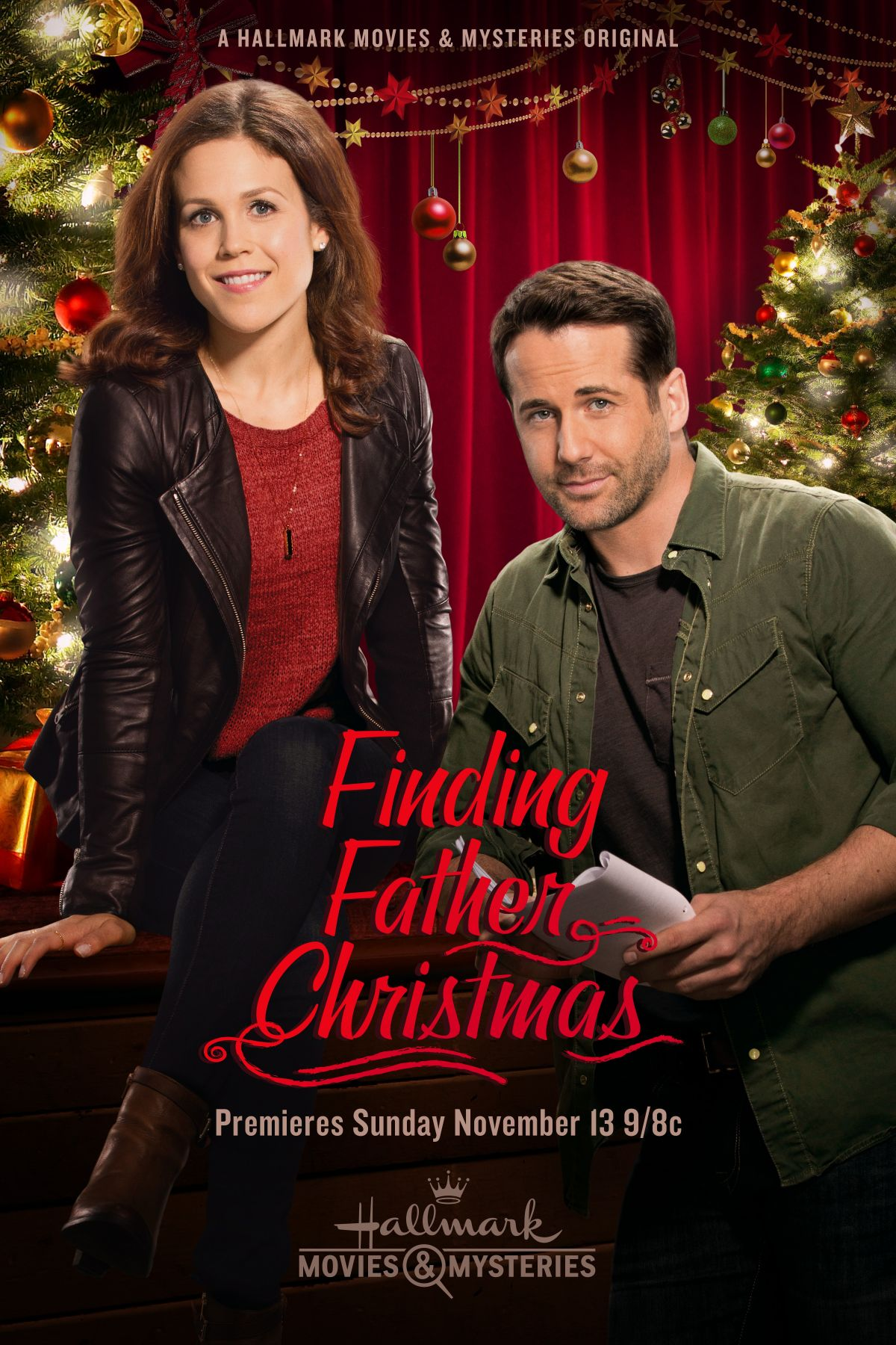 ERIN KRAKOW - Finding Father Christmas Promos