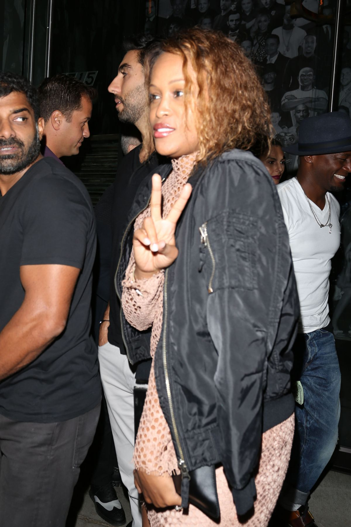 EVE at Catch LA in West Hollywood 10/06/2016