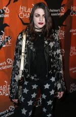 FRANCES BEAN COBAIN at Hilarity for Charity 5th Annual Los Angeles Variety Show: Seth Rogen's Halloween 10/15/2016