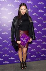 GEORGIA MAY FOOTE at New Cadbury Milk Tray Man Advert Launch in London 10/06/2016