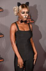 GIFTY LOUISE at Kiss FM Haunted House Party in London 10/27/2016