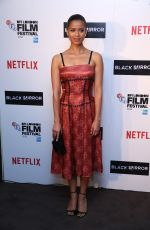 GUGU MBATHA RAW at 'Black Mirror' Photocall at 60th BFI London Film Festival 10/06/2016