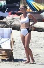 GWYNETH PALTROW in Bikini on the Beach in Cabo San Lucas 09/27/2016
