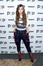 HAILEE STEINFELD at Entertainment Weekly Popfest in Los Angeles 10/29/2016