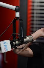 HAILEE STEINFELD at Y-100 Radio in Fort Lauderdale 10/26/2016