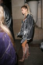 HAILEY BALDWIN Arrives at a Nightclub in Paris 10/02/2016 - superiorpics celebrity forums