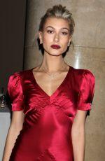 HAILEY BALDWIN at 2016 Fashion Group International Night of Stars Gala in New York 10/27/2016