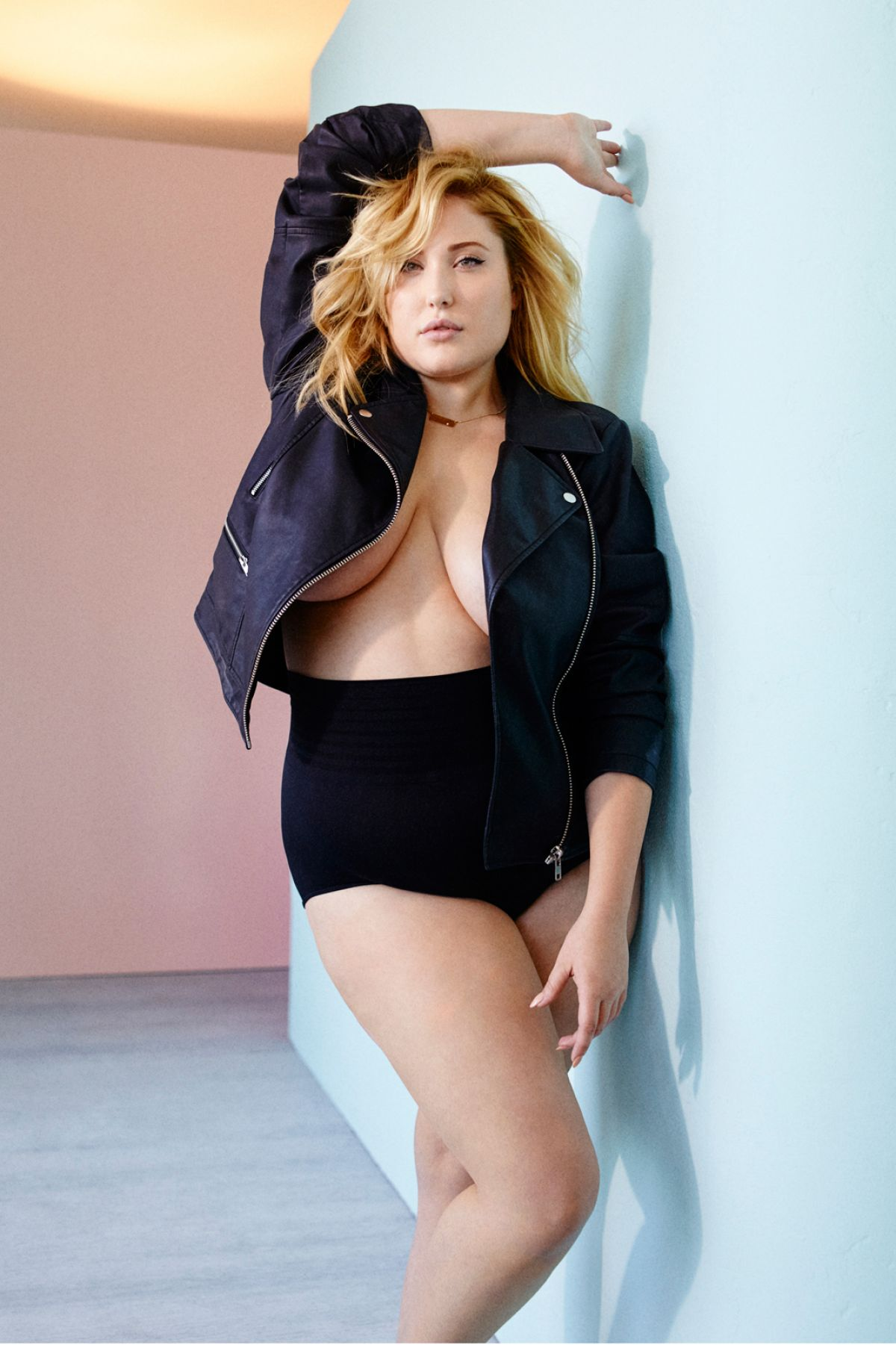 HAYLEY HASSELHOFF by David Schulze for Lane Bryant