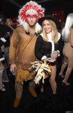 HILARY DUFF at Casamigos Tequila 2016 Halloween Party in Beverly Hills 10/28/2016