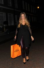 IMOGEN THOMAS at 7th Heavens Halloween Spa in London 10/25/2016