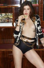 IRELAND BALDWIN by Aladdin Ishmael Photoshoot