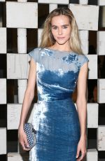 ISABEL LUCAS at Hammer Museum's 14th Annual Gala in Westwood 10/08/2016