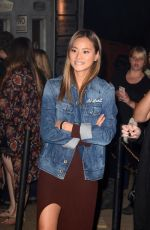 JAMIE CHUNG at LA Haunted Hayride at Griffith Park in Los Angeles 10/09/2016