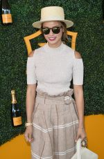 JAMIE CHUNG at Veuve Clicquot Polo Classic in Los Angeles 10/15/2016