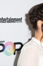 JAMIE-LYNN SIGLER at Entertainment Weekly Popfest in Los Angeles 10/29/2016