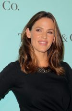JENNIFER GARNER at Tiffany & Co Store Renovation Unveiling in Los Angeles 10/13/2016