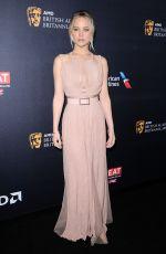 JENNIFER LAWRENCE at 2016 AMD British Academy Britannia Awards in Beverly Hills 10/28/2016