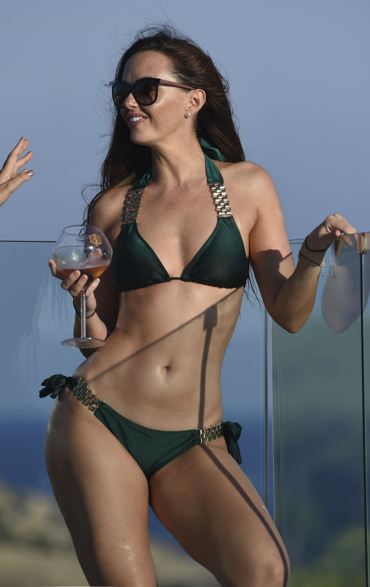 Jennifer fessler in a bikini