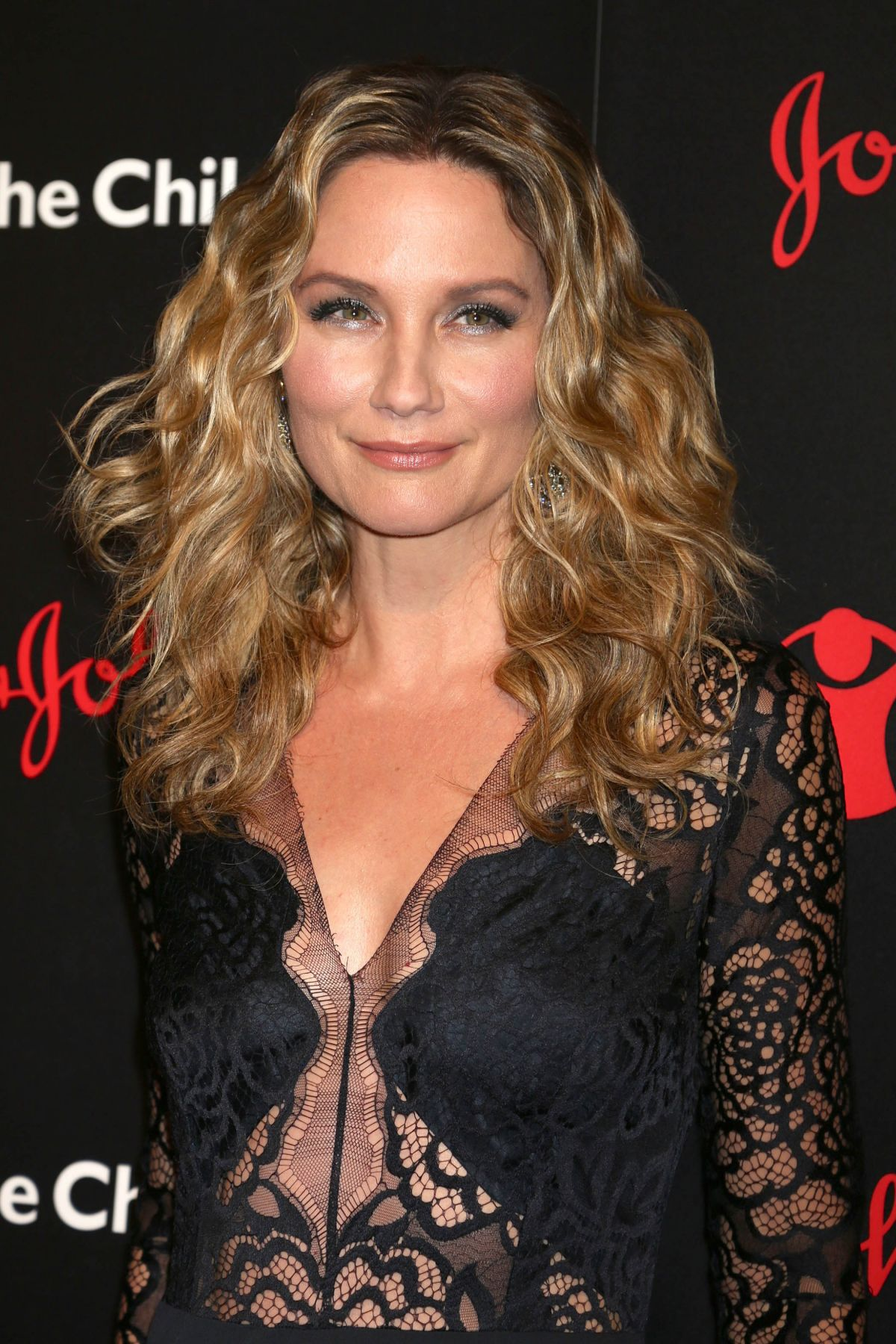 JENNIFER NETTLES at 4th Annual Save the Children Illumination Gala in New York 10/25/2016