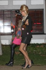 JESSICA ALBA at Kate Hudson