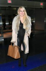 JESSICA SIMPSON Out and About in New York 10/26/2016
