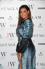 JESSICA WRIGHT at Sistaglam Launch Party in London 10/26/2016
