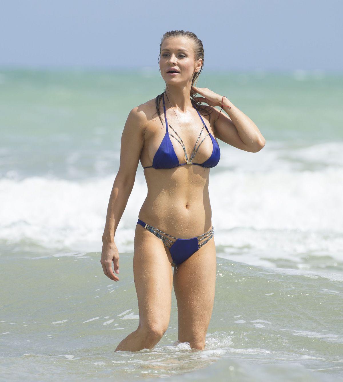 Joanna krupa thong bikini