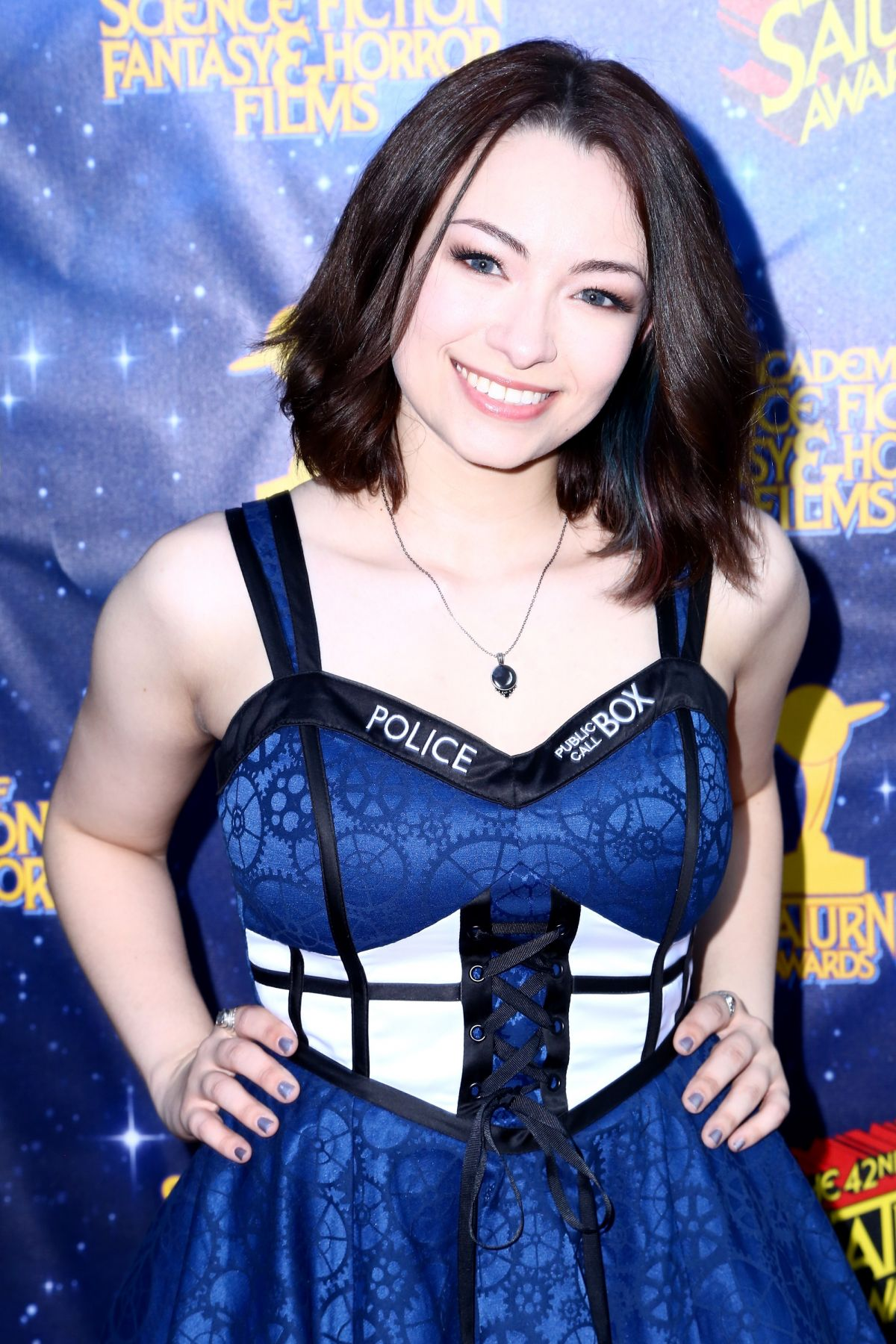 JODELLE FERLAND at 2016 Saturn Awards in Burbank 06/22/2016