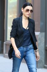 JULIANNA MARGUILES Out and About in New York 10/19/2016