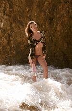 KAILI THORNE at 138 Water Photoshoot in Malibu 10/13/2016