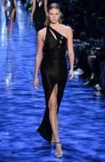 KARLIE KLOSS at Mugler Fashion Show at Paris Fashion Week 10/01/2016