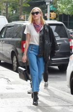 KATE BOSWORTH Arrives at Haven SPA NYC in Greenwich Village in New York 09/28/2016